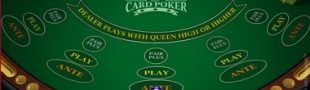 Play 3 Card Poker at Jackpot City