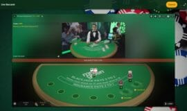 Mr Green Exclusive Blackjack
