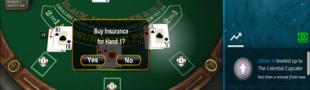 Casino Room Blackjack