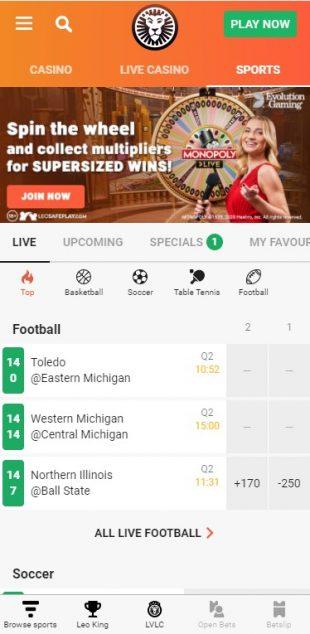 leovegas-mobile-sports