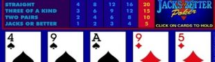 Play Jacks or Better Video Poker