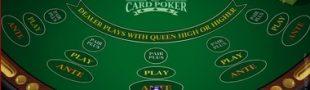 Hippodrome Casino 3 Card Poker