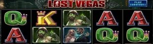 Play Lost in Vegas at Spinit Casino