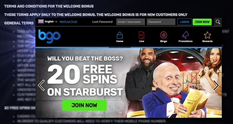 Wager-free bonuses coming to BGO casino