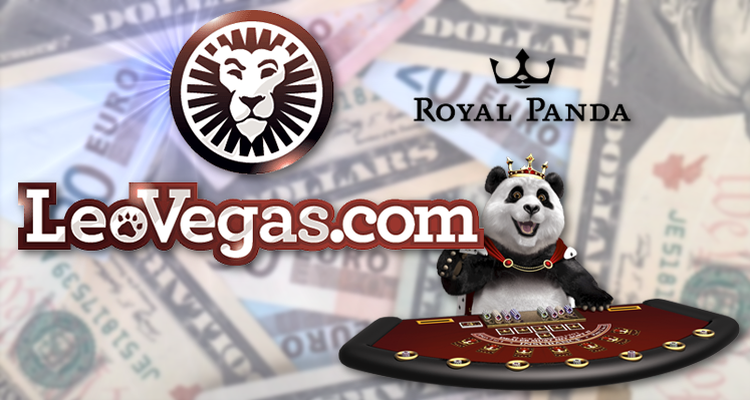 LeoVegas Acquires Royal Panda in €60 to €120m deal