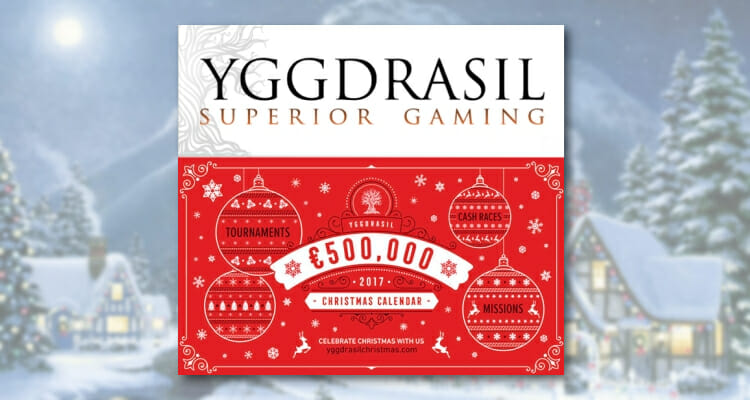 Yggdrasil Gaming Giving Away €500k