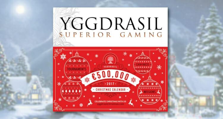 Yggdrasil Gaming Giving Away €500k