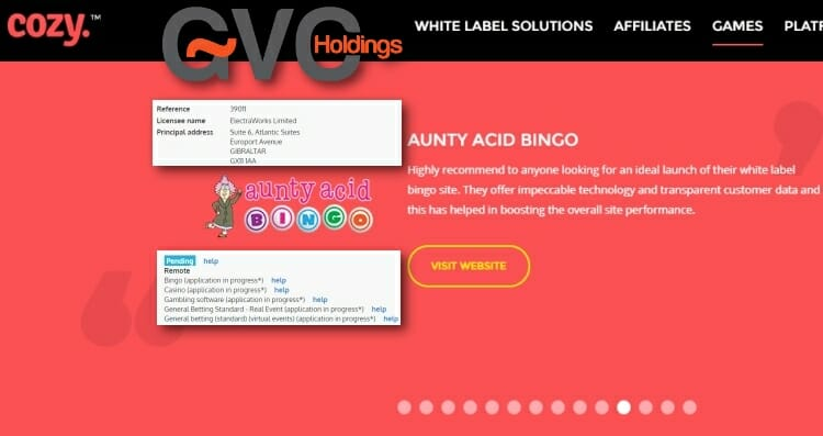 Online consolidation extends to bingo networks