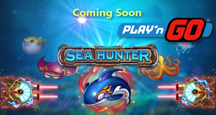 Play'n GO to Release Stunning 3-Reel Sea Hunter Slot Dec 12