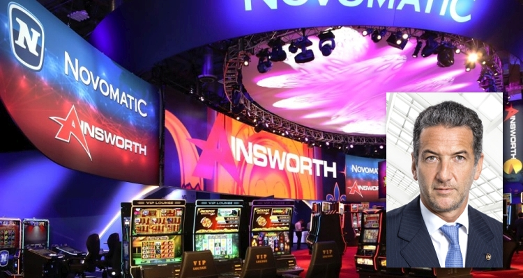Novomatic completes 52% acquisition of Ainsworth