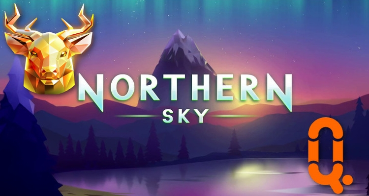 Northern Sky Slot by Quickspin to Release Feb 13