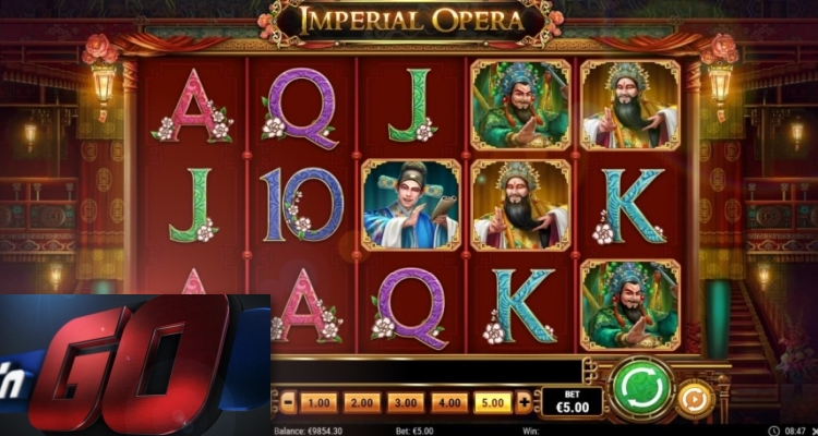 Play'n GO to Release Imperial Opera Slot in Canada Mar 7