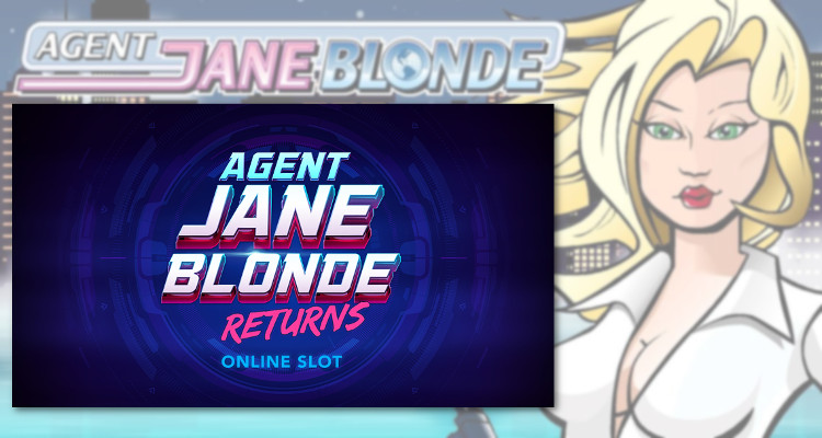 Microgaming   Stormcraft Studios: Agent Jane Blonde Returns