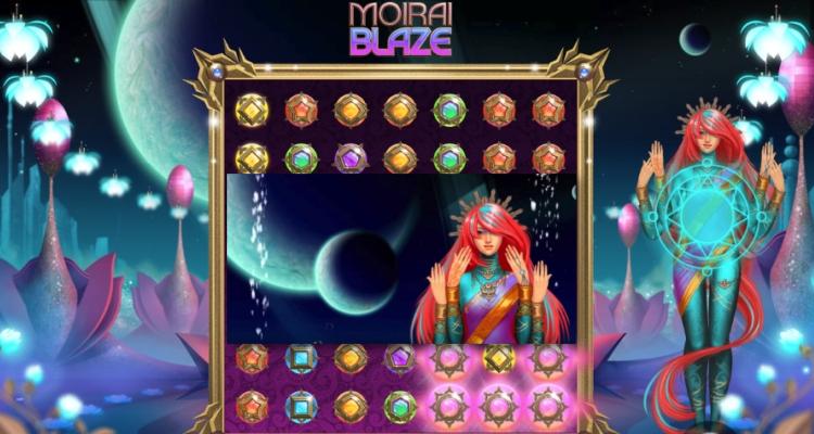 New Irondog Studio Slot: Moirai Blaze  08-22-2018