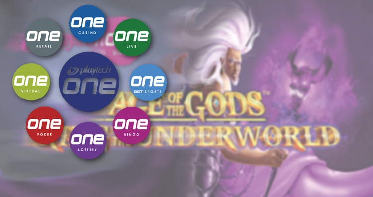 Playtech Release Age of the Gods - King of the Underworld