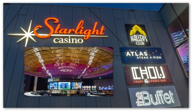 Starlight Casino Edmonton Grand Opening Wednesday, Sept 26th