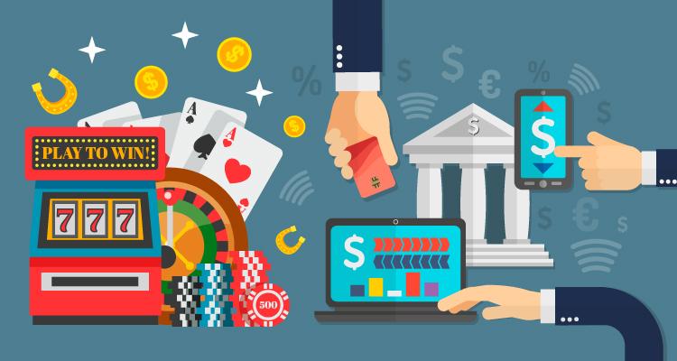 Casino Depositing Methods