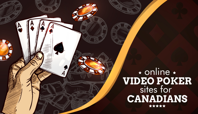 Online Video Poker Site For Canadians