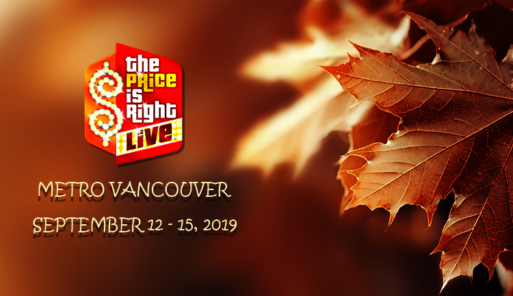 The Price Is Right Live Transforms Hard Rock Casino Vancouver this September