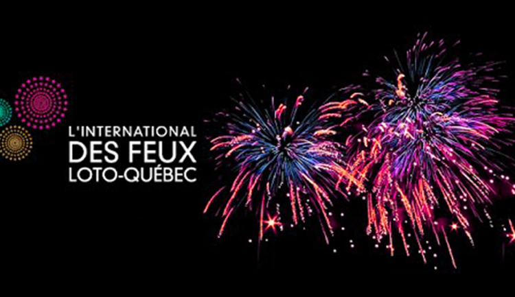La Ronde's L'International des feux Loto-Quebec Makes Montreal a Sight to Behold