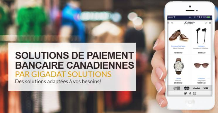 Easy Payment Gateway se branche sur Interac2Pay de Gigadat
