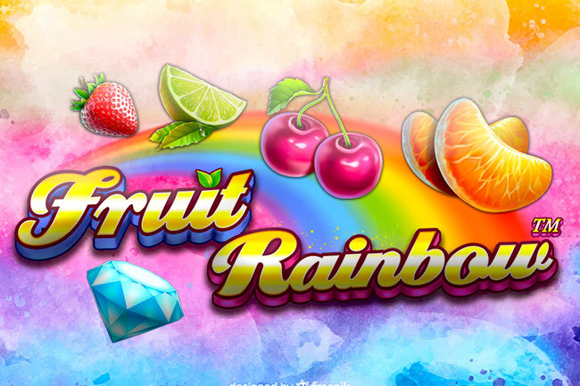 Pragmatic Play Evokes Nostalgia with Fruit Rainbow