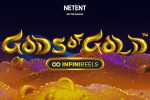 NetEnt Announces New Era with Gods of Gold: InfiniReels
