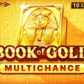 Playson Opens the Pyramid with Book of Gold: Multichance