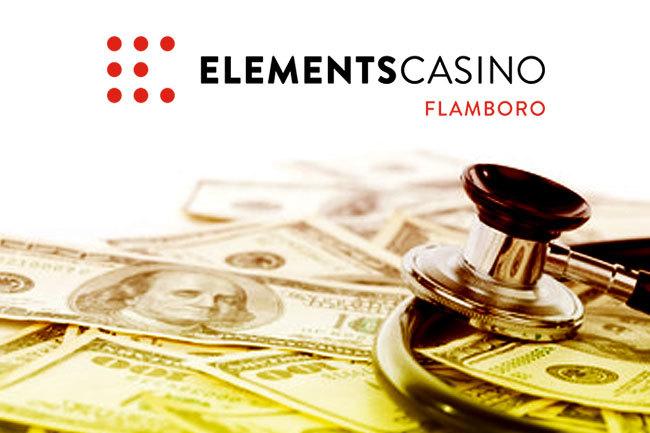 Elements Casino Flamboro Staff Facing Benefit Cuts