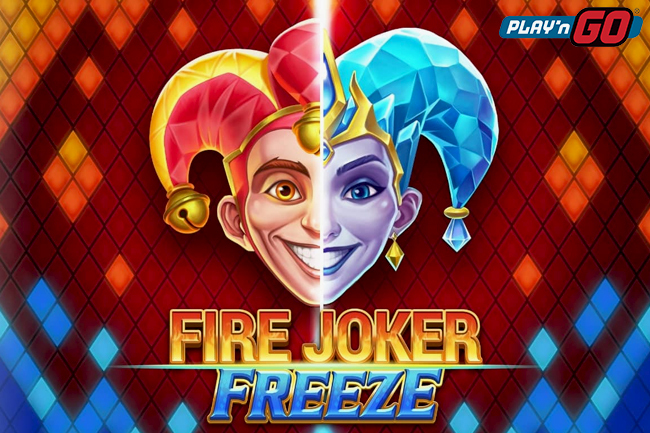 Play'n GO Unveils New Fire Joker Freeze Slot Title