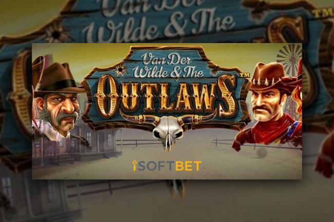 iSoftBet Unveils New Wild West Slot Game